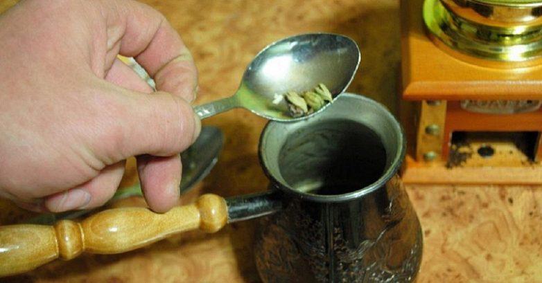 Чем полезен кофе с кардамоном?
