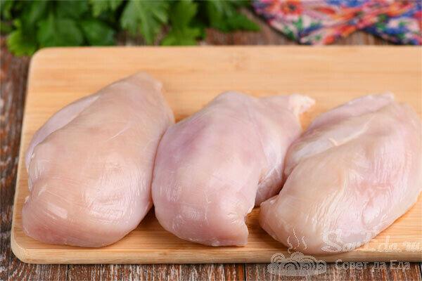 Куриное филе для салатов за 10 минут! 3 разных способа, выбирайте любой (рецепт с фото)