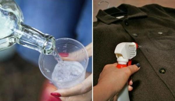 Водка не только предназначена для питья. Вот 12 самых неожиданных способов использоваания ее в домшних условиях