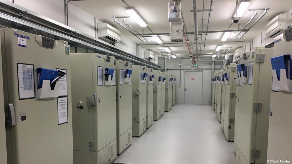 Морозильная ферма UPS в Нидерландах строится на территории медцентра компании в Венло и Рурмонде