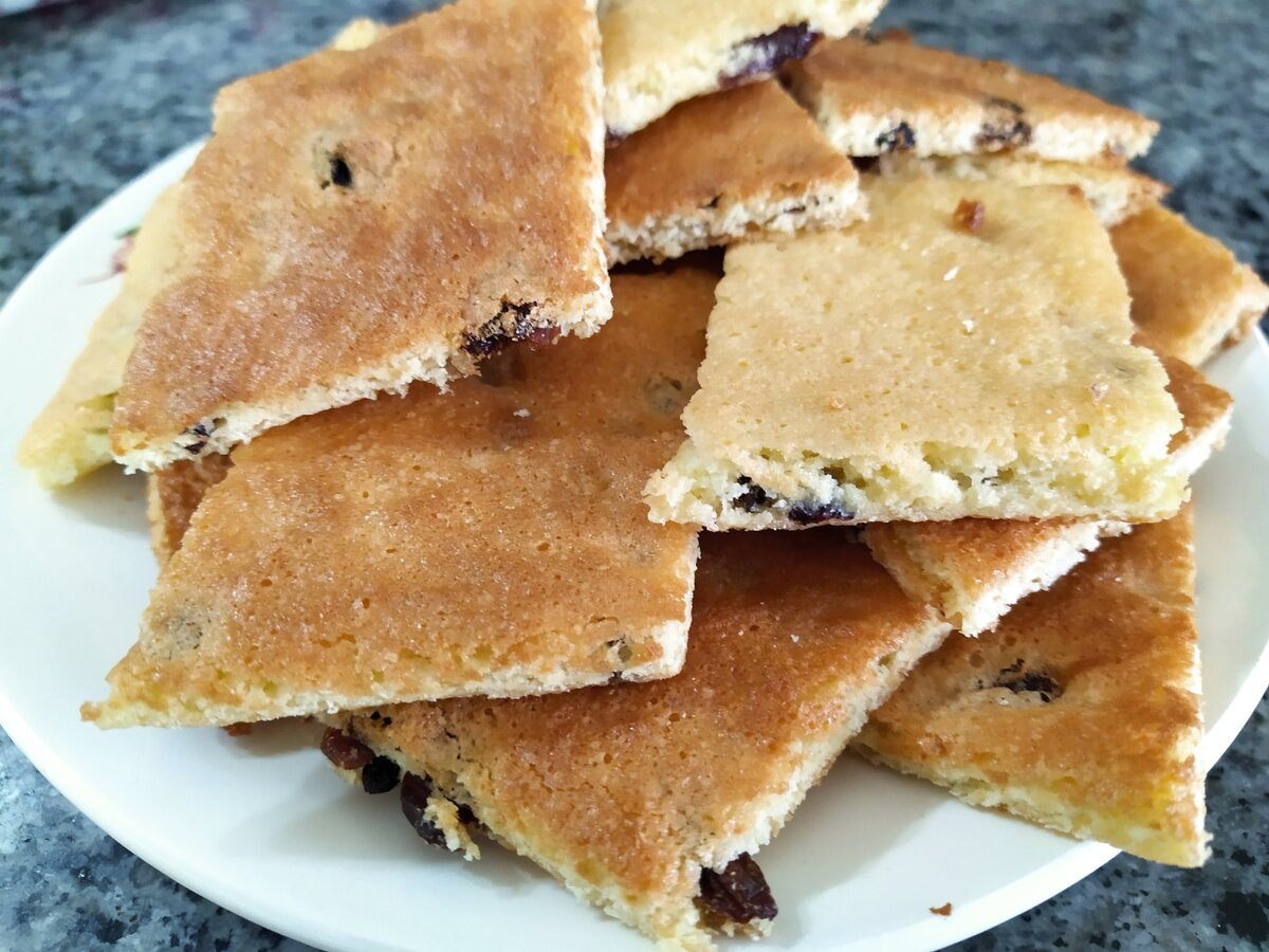 Печенье в меру сладкое, ароматное и нежное.