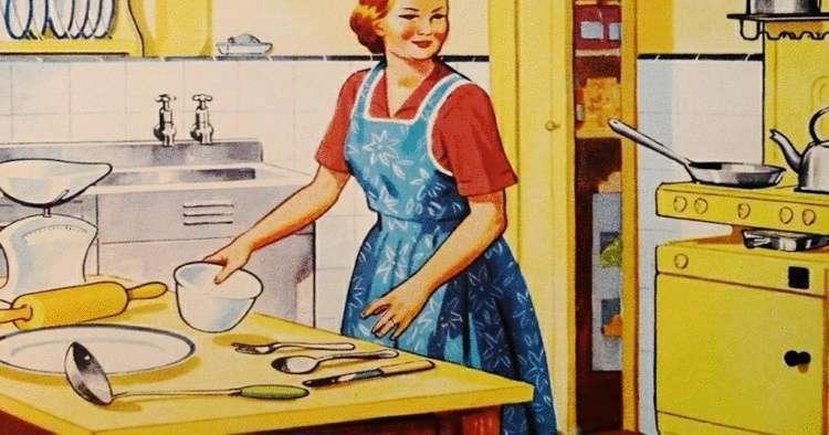 Как ведет себя идеальная жена