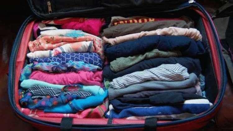 Как компактно упаковать чемодан: 7 эффективных способов