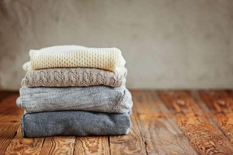 Как колючий шерстяной свитер сделать мягким