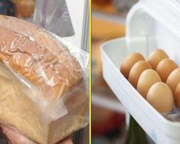 9 продуктов, которые мы часто храним в холодильнике, но им там совершенно не место