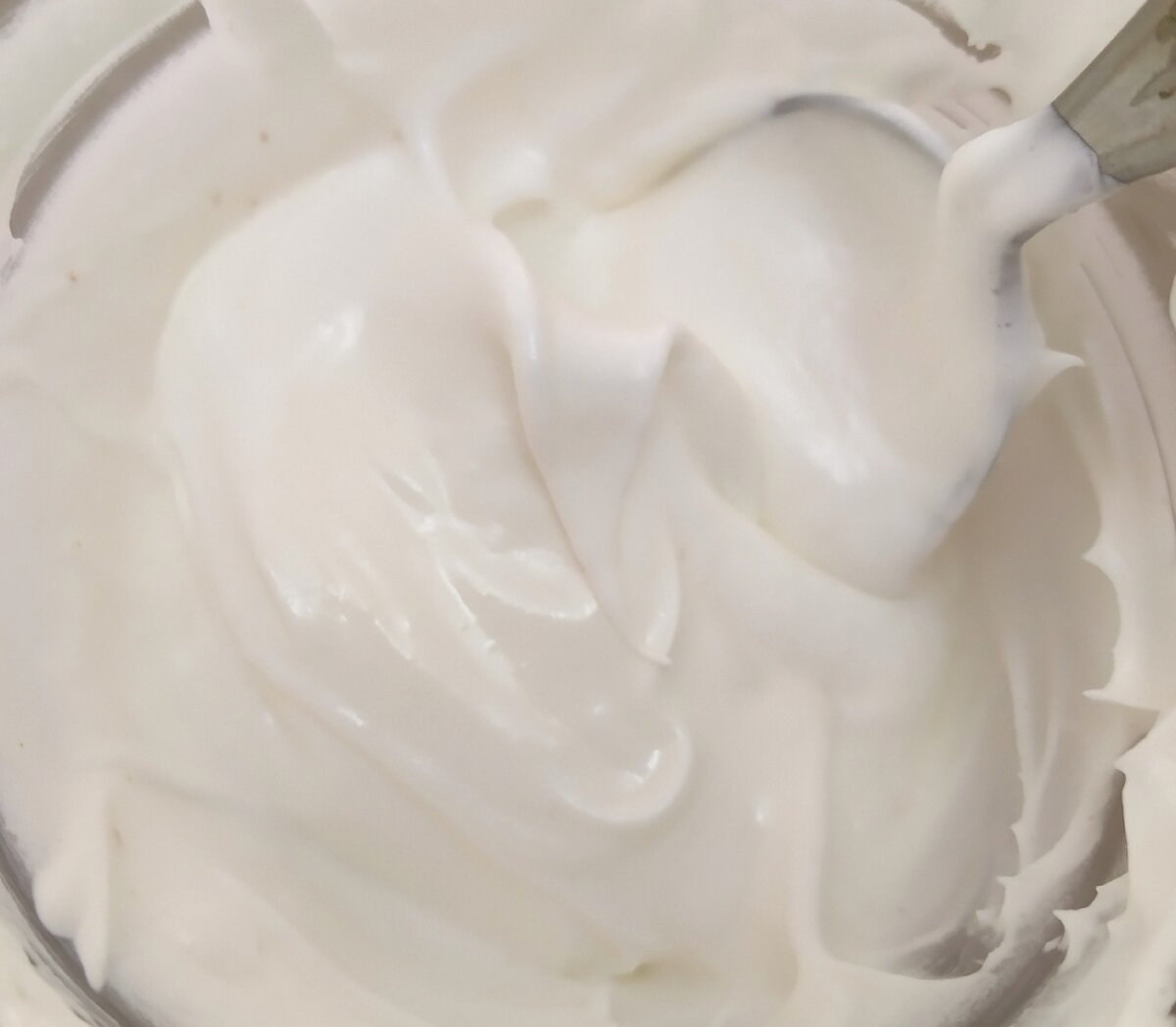 Нежный белоснежный крем для бисквита из 3 ингредиентов. С ним и пропитка не нужна