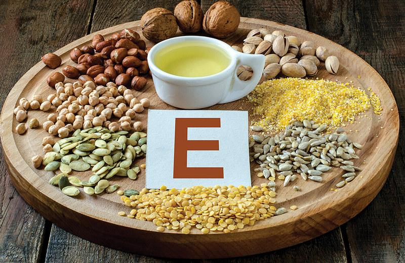 Витамин E: Сколько вам действительно нужно