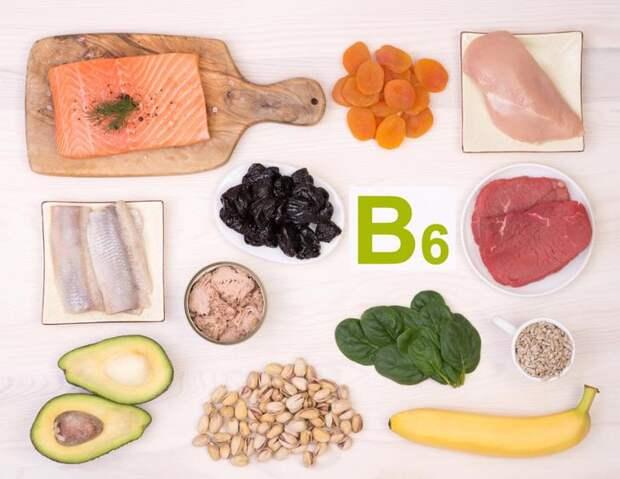 Витамин В6: роль в организме, причины дефицита и что делать