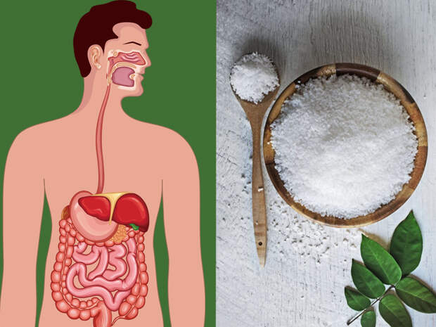 Состав и полезные свойства английской соли